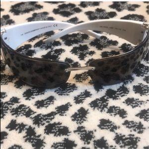 Dolce & Gabana Crystal insignia glasses!